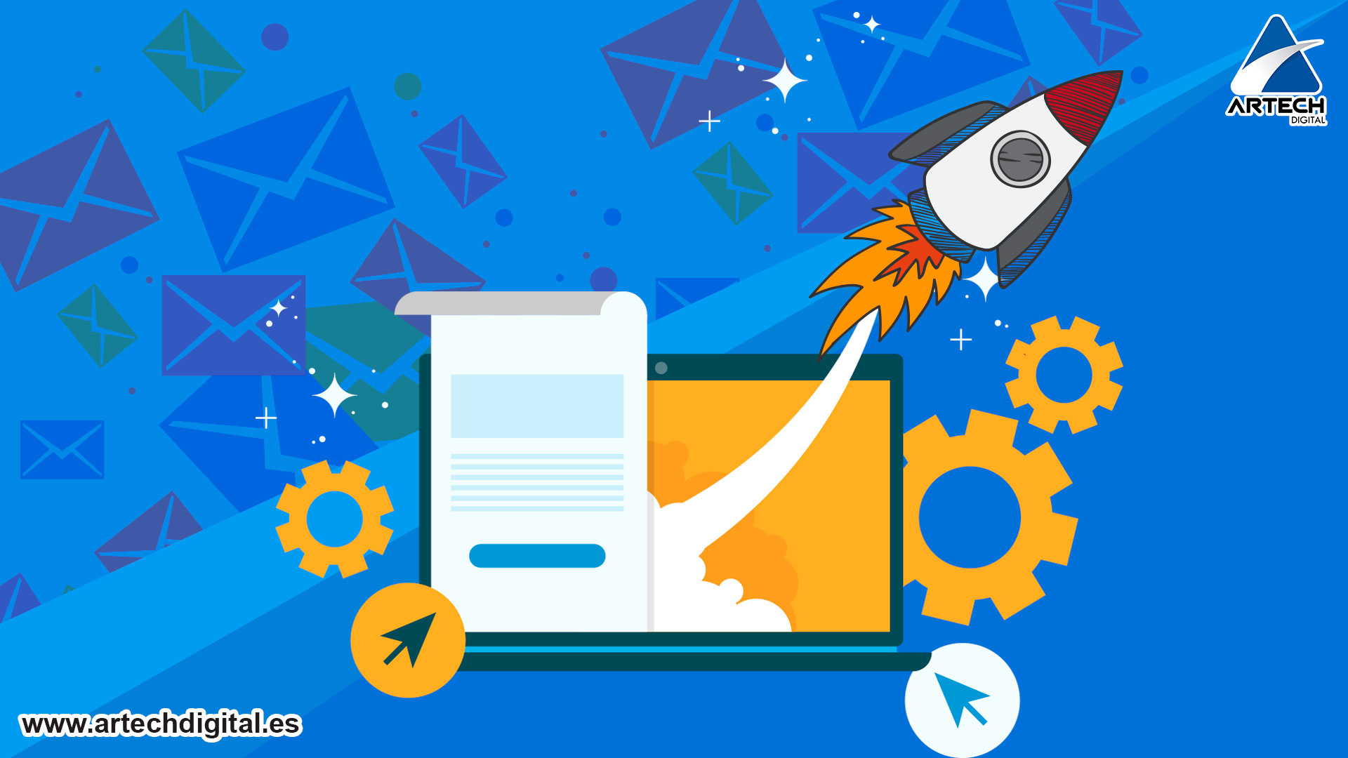 Conoce estos 7 beneficios de email marketing a nivel empresarial