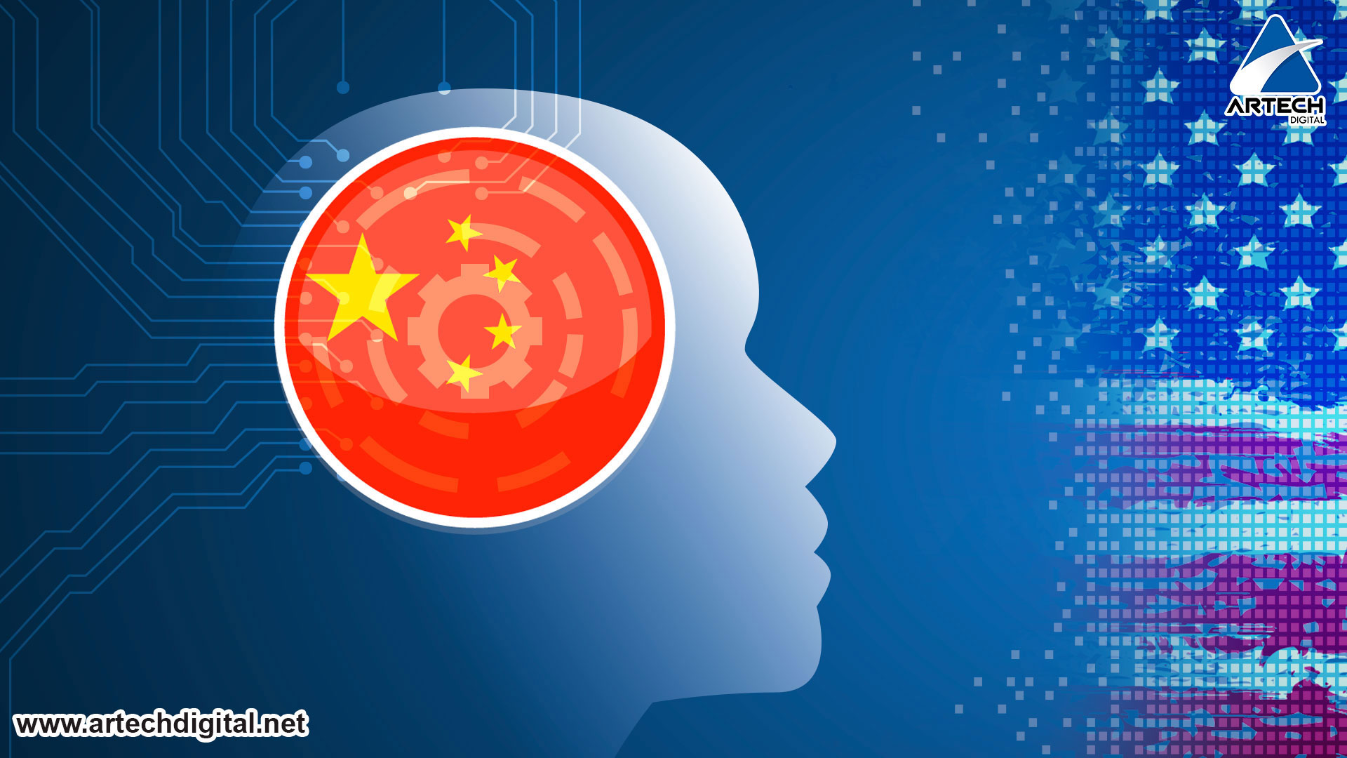 China derrota a los EE.UU. en Inteligencia Artificial según el Instituto Allen
