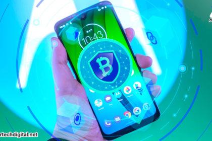 teléfonos Blockchain - artech digital