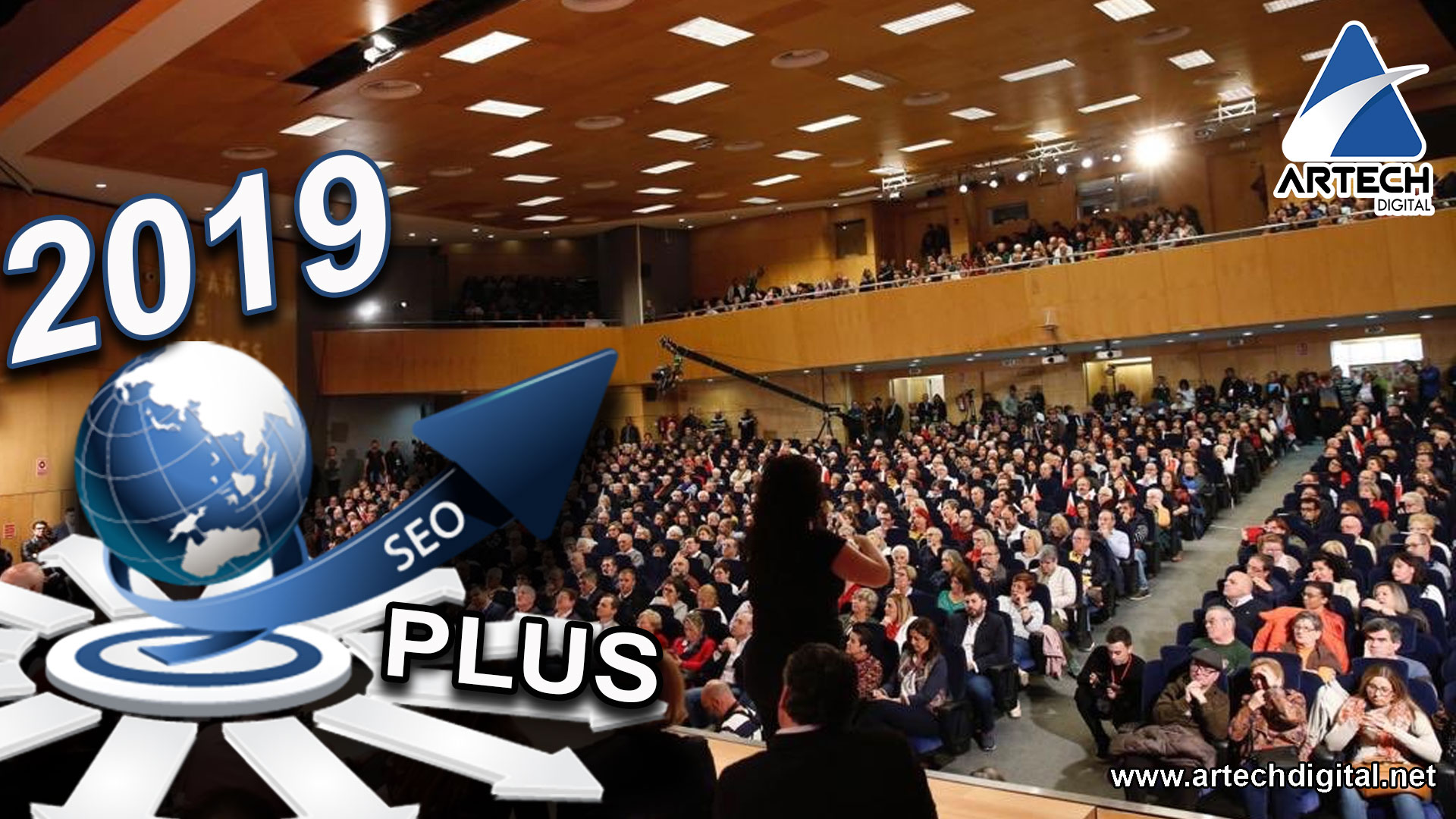 "SEO Plus 2019, ""The biggest event of the year in Spain"""