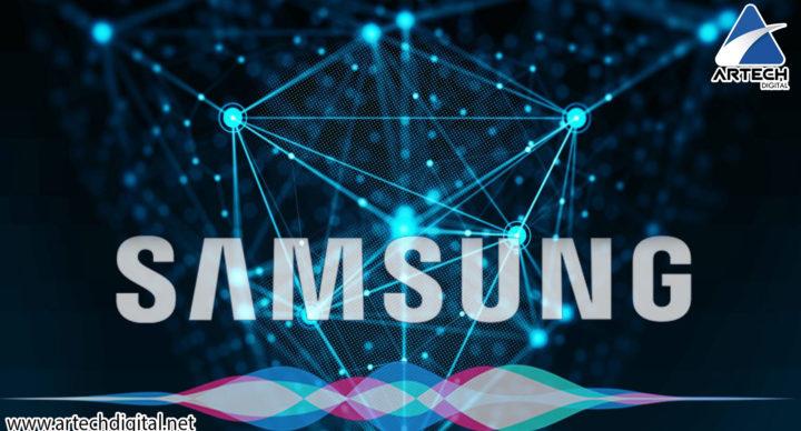 Blockchain development with Samsung