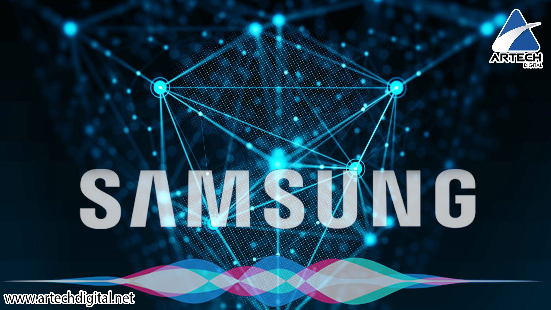 Blockchain development with Samsung