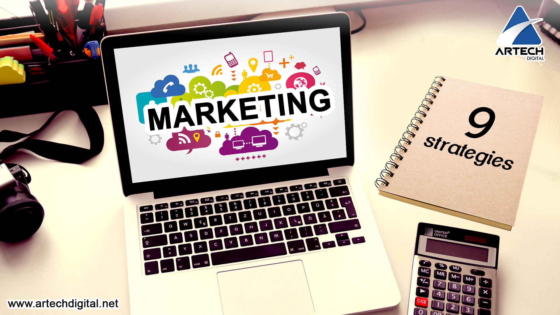 You Can't loose this! Apply these 9 marketing strategies that urge your company