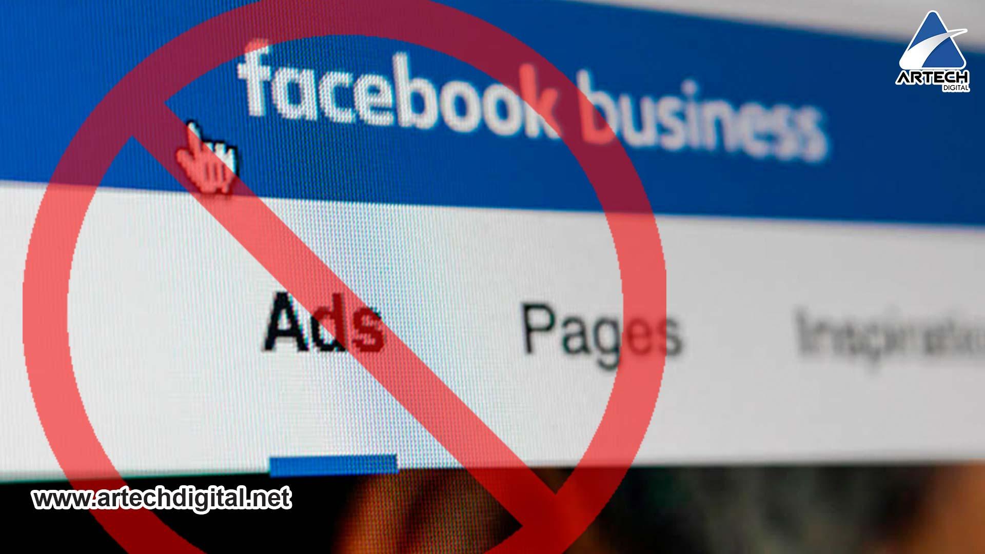 Facebook Ads en Venezuela presenta inconvenientes tras sanciones de EEUU