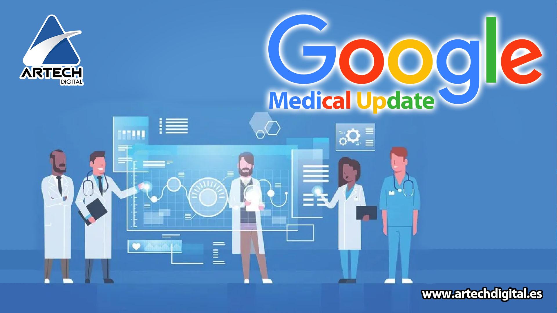 Qué es el Medical Update de Google y como afecta al SEO