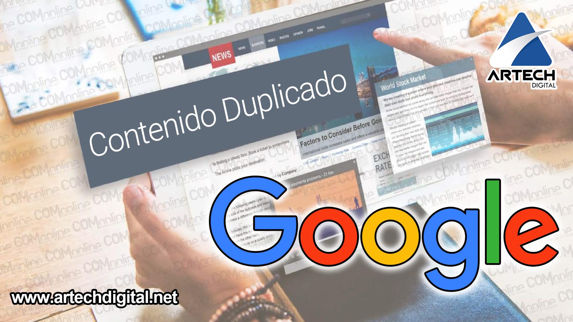 contenido-duplicado-web-seo - Artech Digital