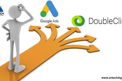 GoogleAds vs DoubleClick Cuál elegir - Artech Digital