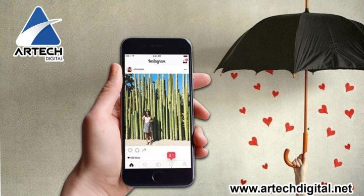 Emotional communication in Instagram - Artech Digital
