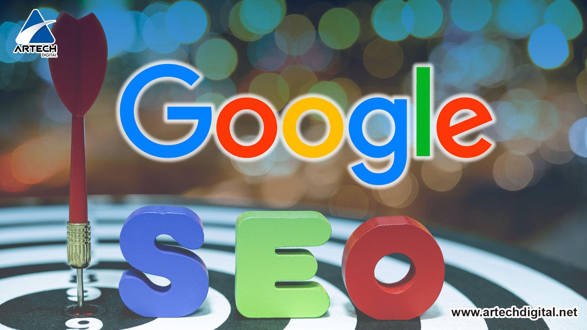 algoritomo-google - Artech Digital