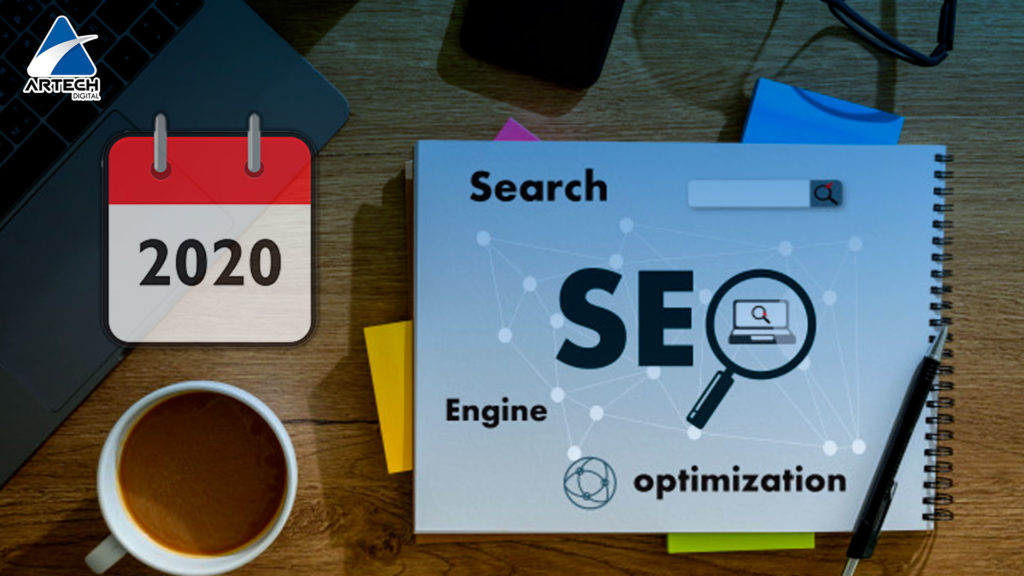 Tendencias SEO para 2020 - Artech Digital