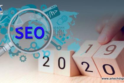 SEO Trends for 2020 - Artech Digital