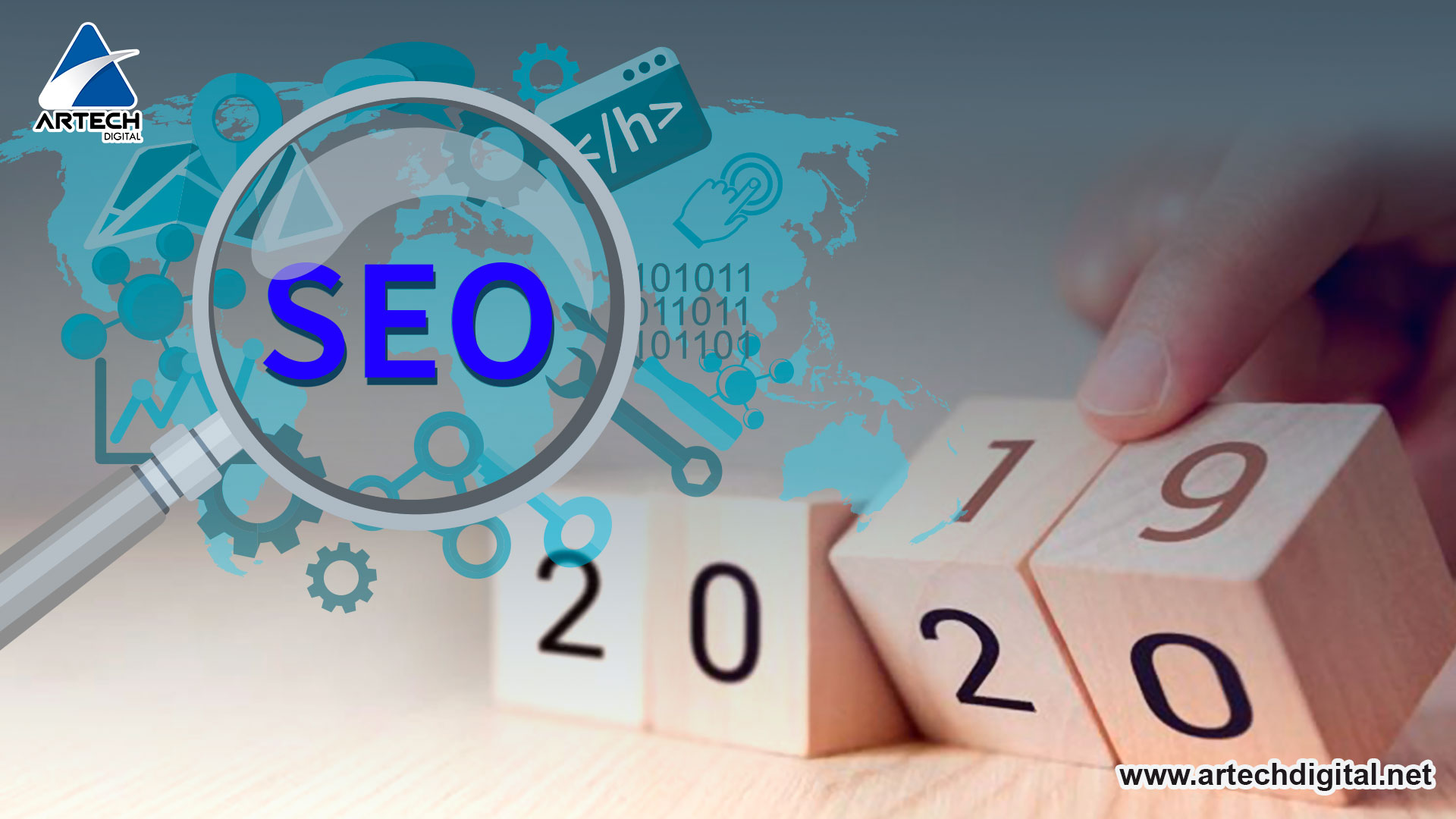 SEO Trends for 2020 and get your website positioned