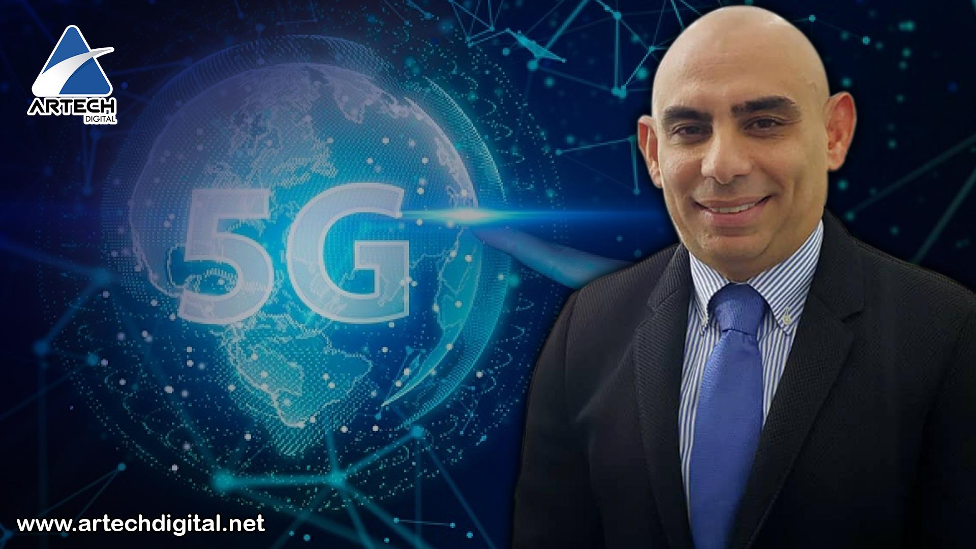 Nasar Dagga explica el lado extraordinario de la tecnología 5G