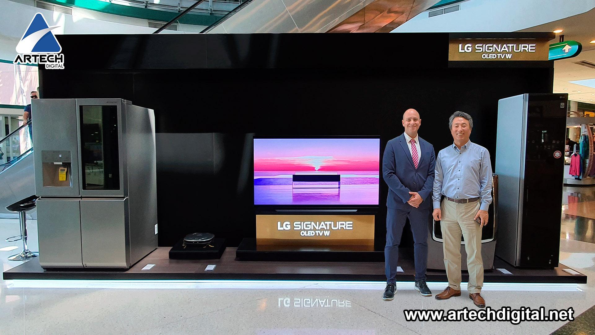 LG Electronics Latam fortalece relaciones con GAD Tecnology en Venezuela