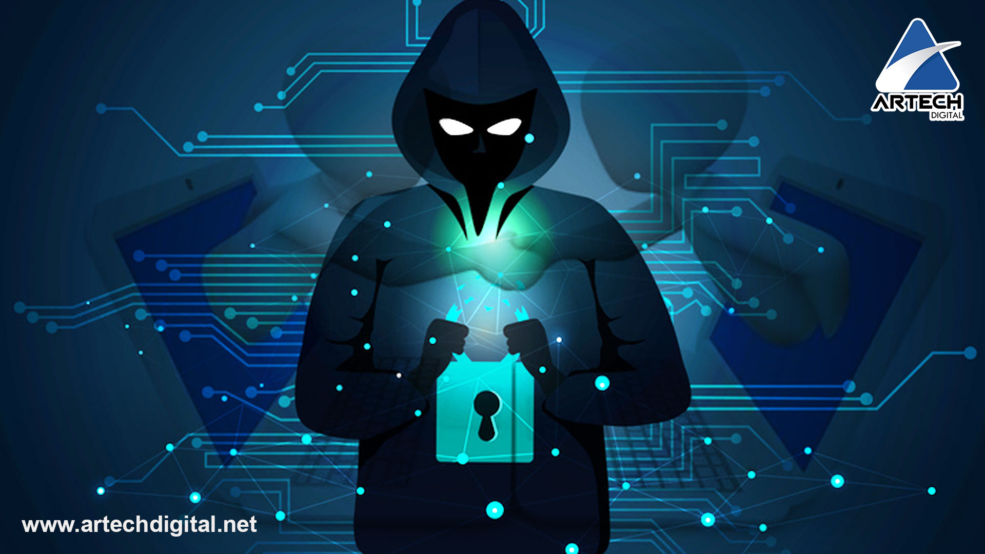 Fraude online phishing - Artech Digital