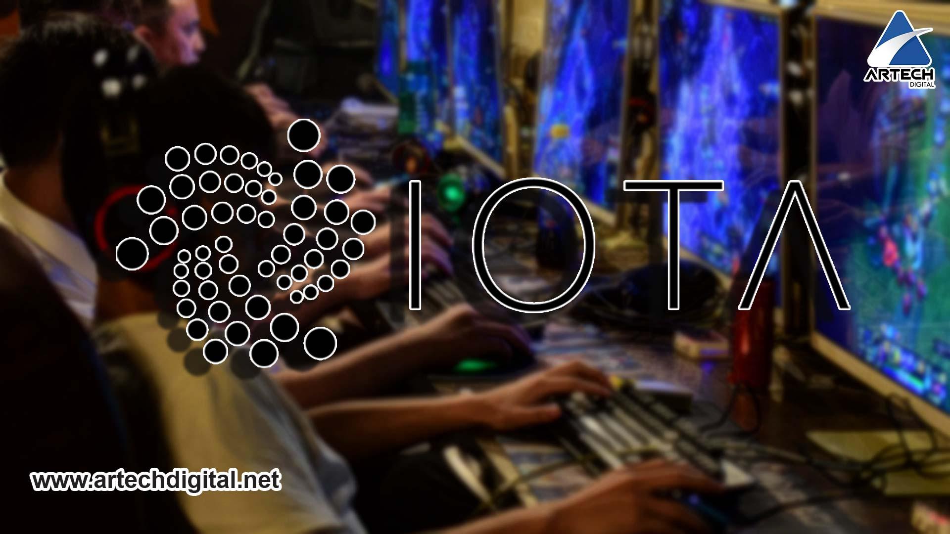 IOTA Plus llega con una gran sala para ganar dinero mientras juegas