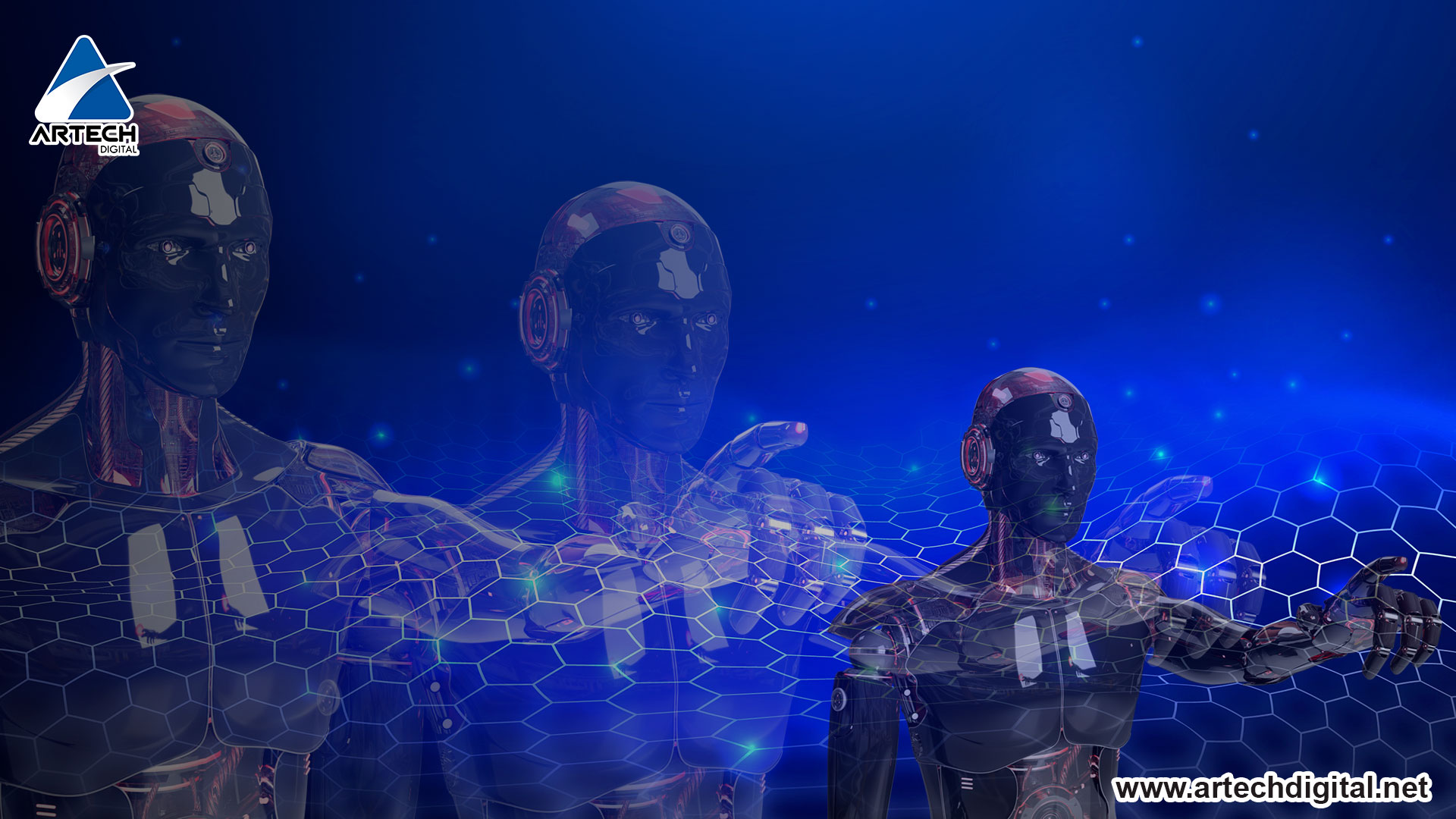 Robótica - Artech Digital