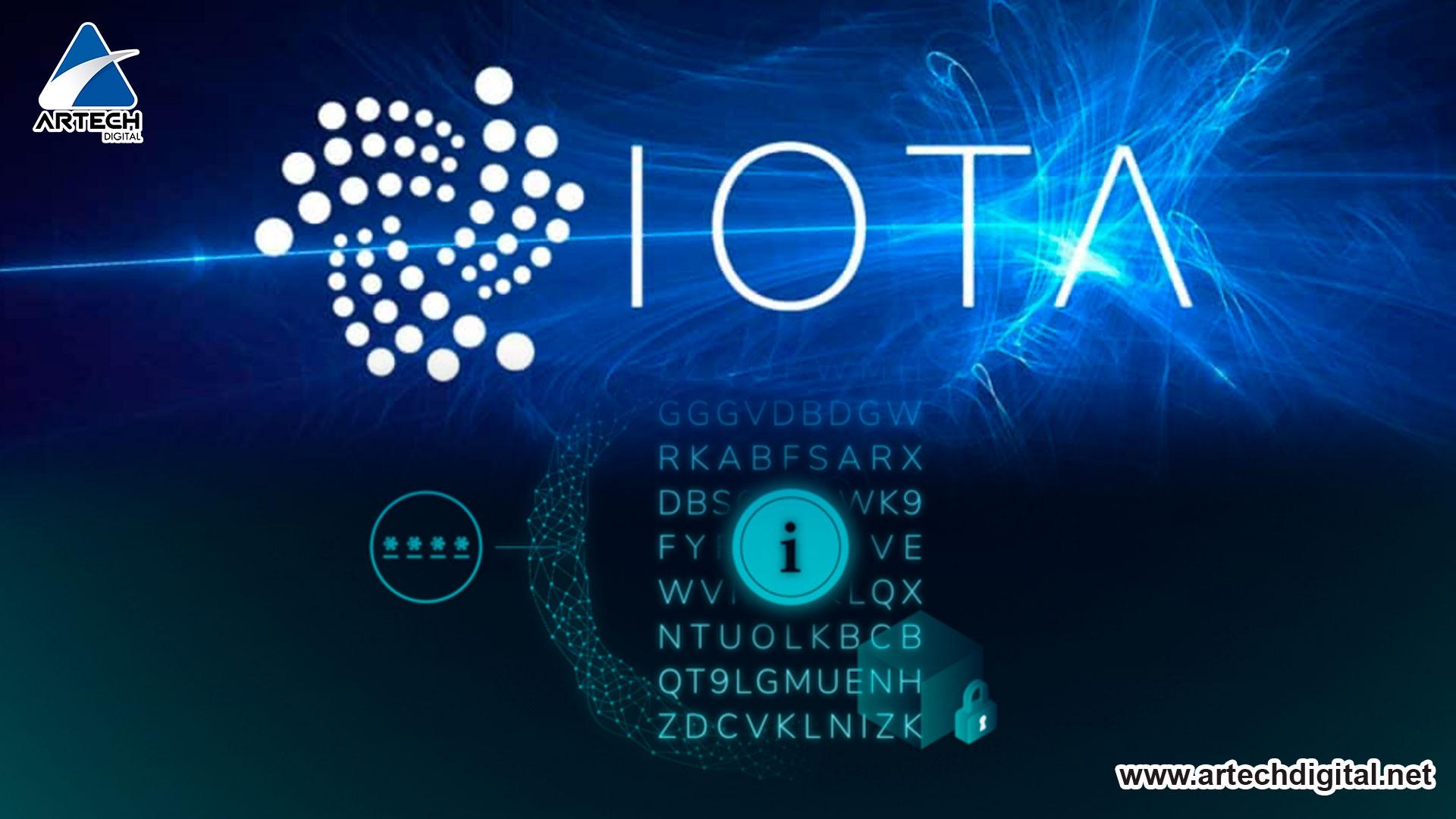 Semillero de IOTA - Artech Digital