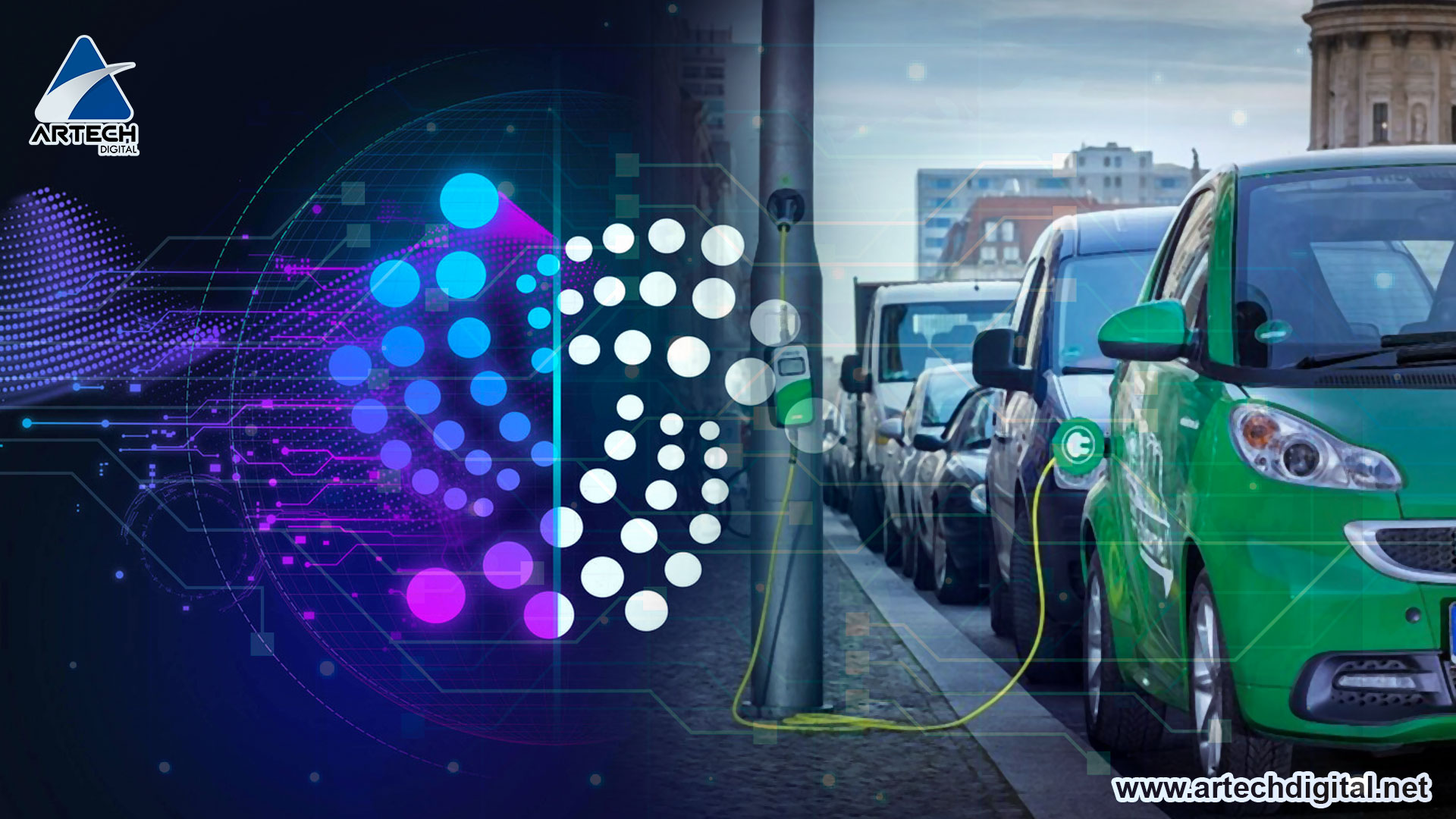 e-Cars IOTA Tangle - Artech Digital