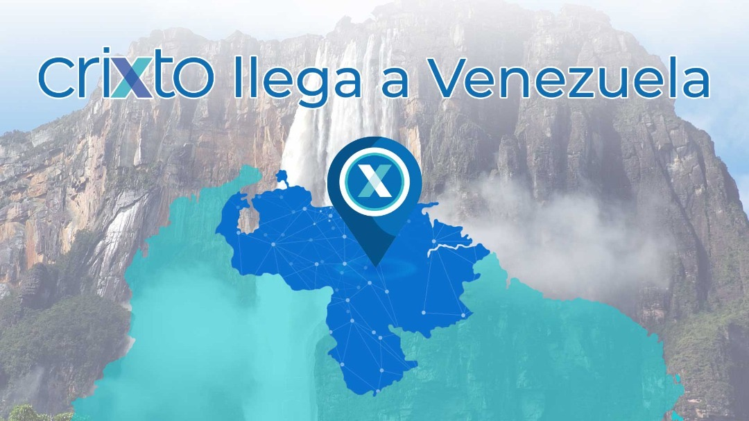 Pasarela de pagos Crixto llega a Venezuela con muchas soluciones