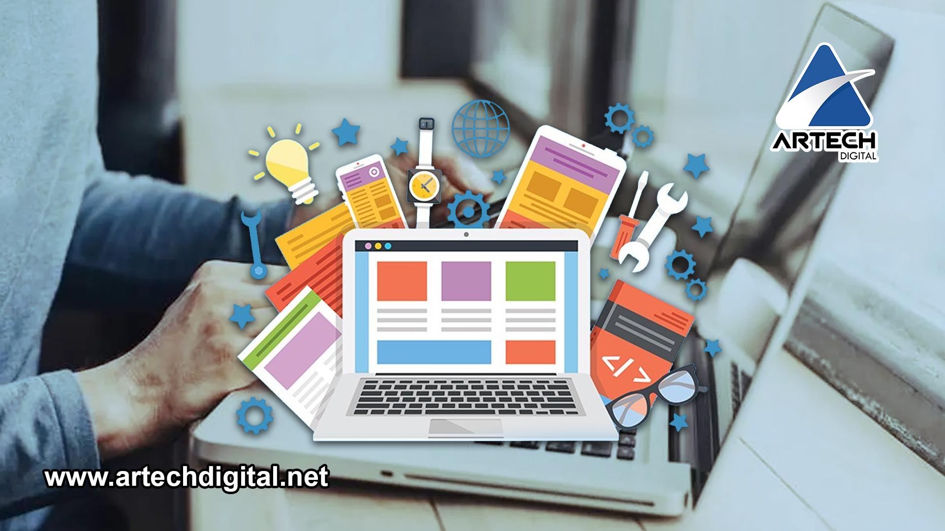 Cómo crear una página de preguntas frecuentes - Artech Digital 2