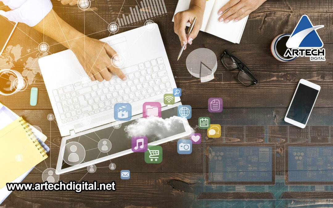 Collect marketing data - Artech Digital