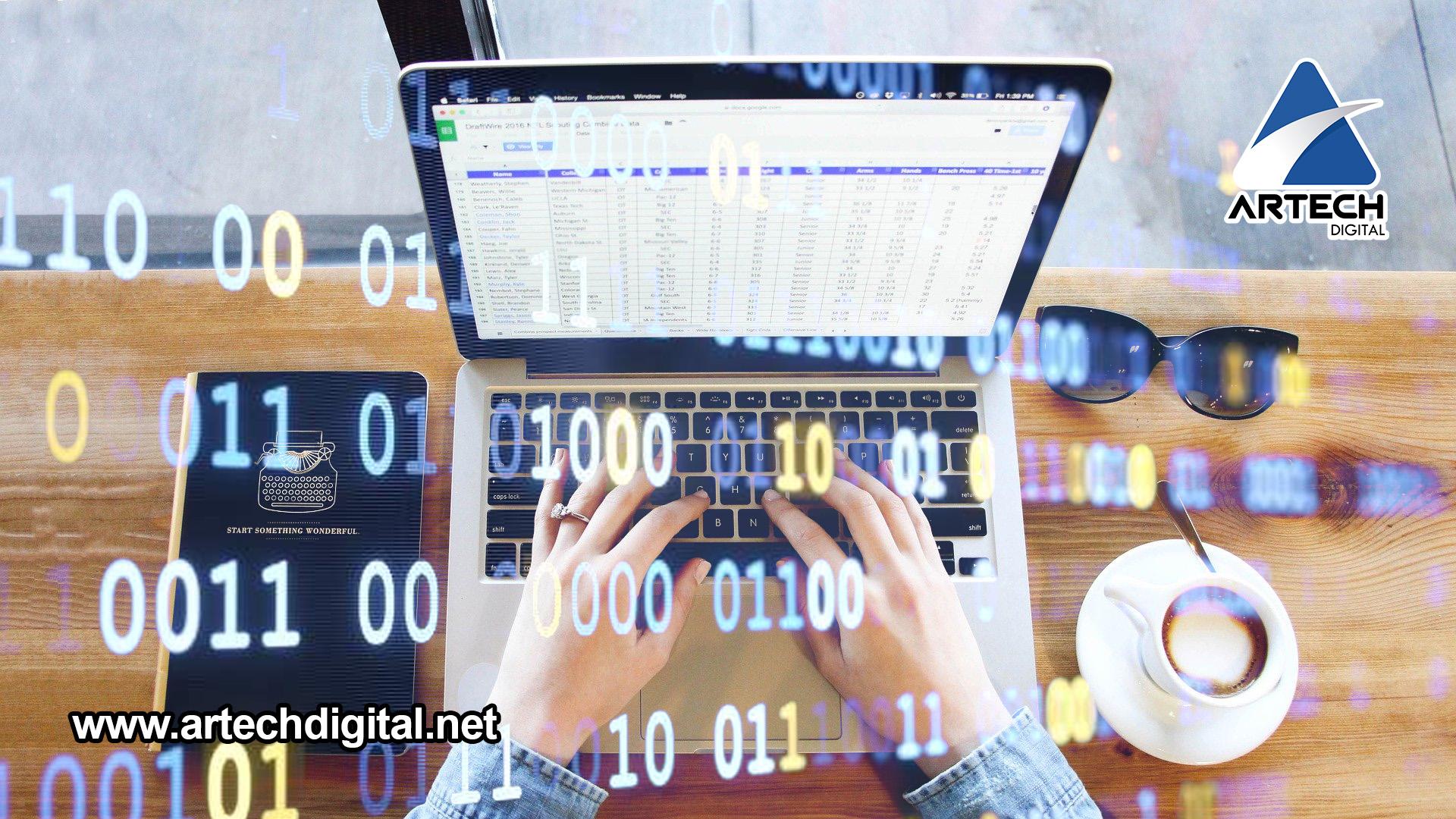 Collect marketing data - Artech Digital 2