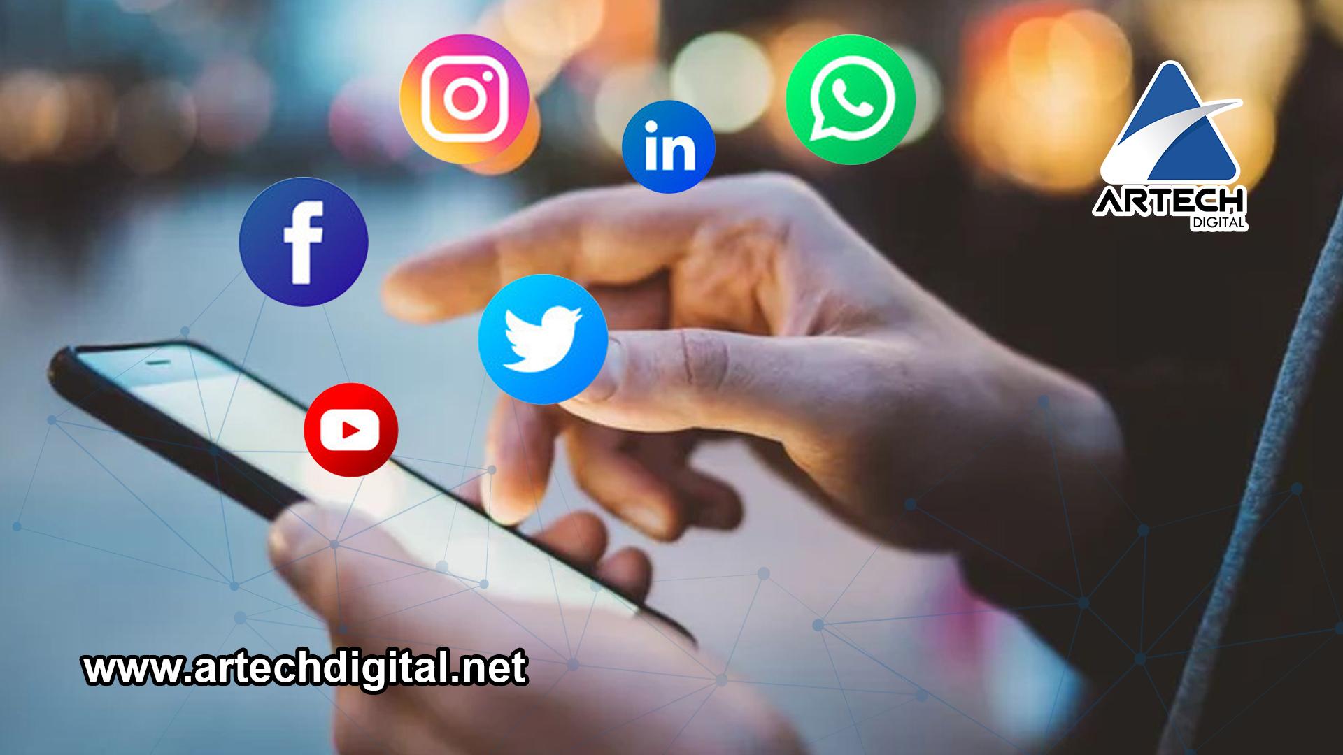 Conservar los contenidos en Redes Sociales - Artech Digital