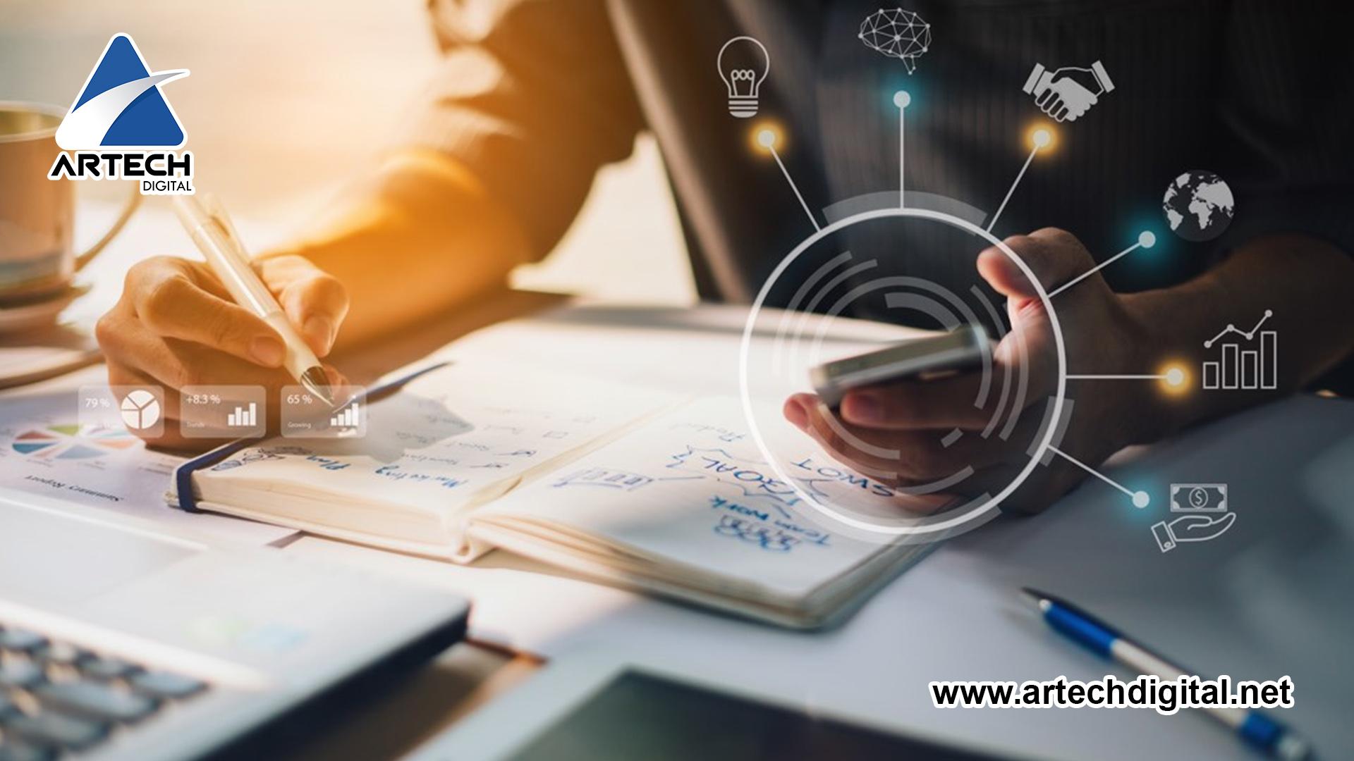 Estadísticas de marketing de contenidos - Artech Digital