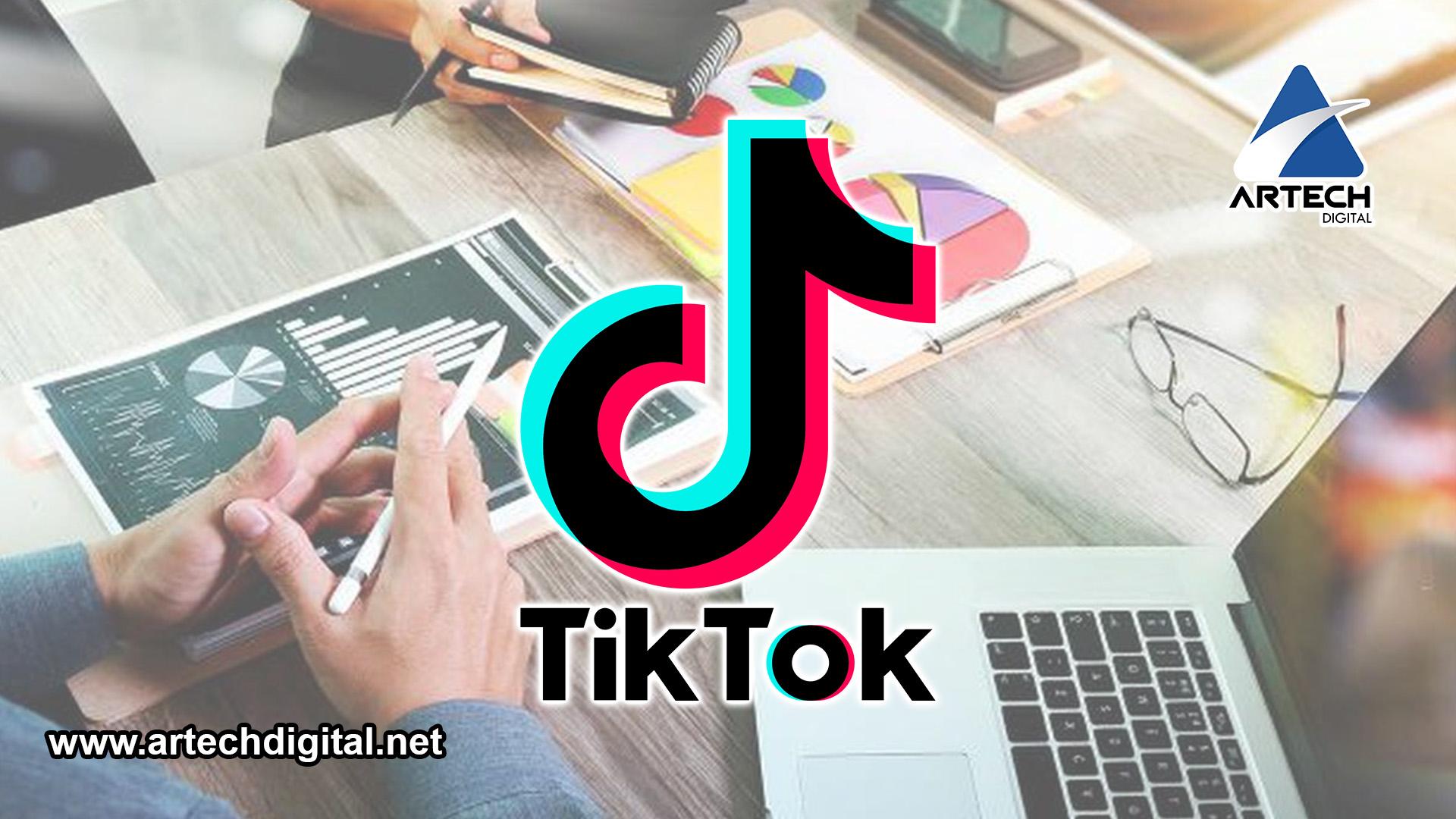 Marketing at TikTok - Artech 2