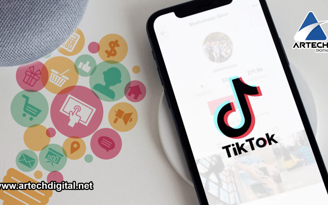 Marketing en TikTok - Artech