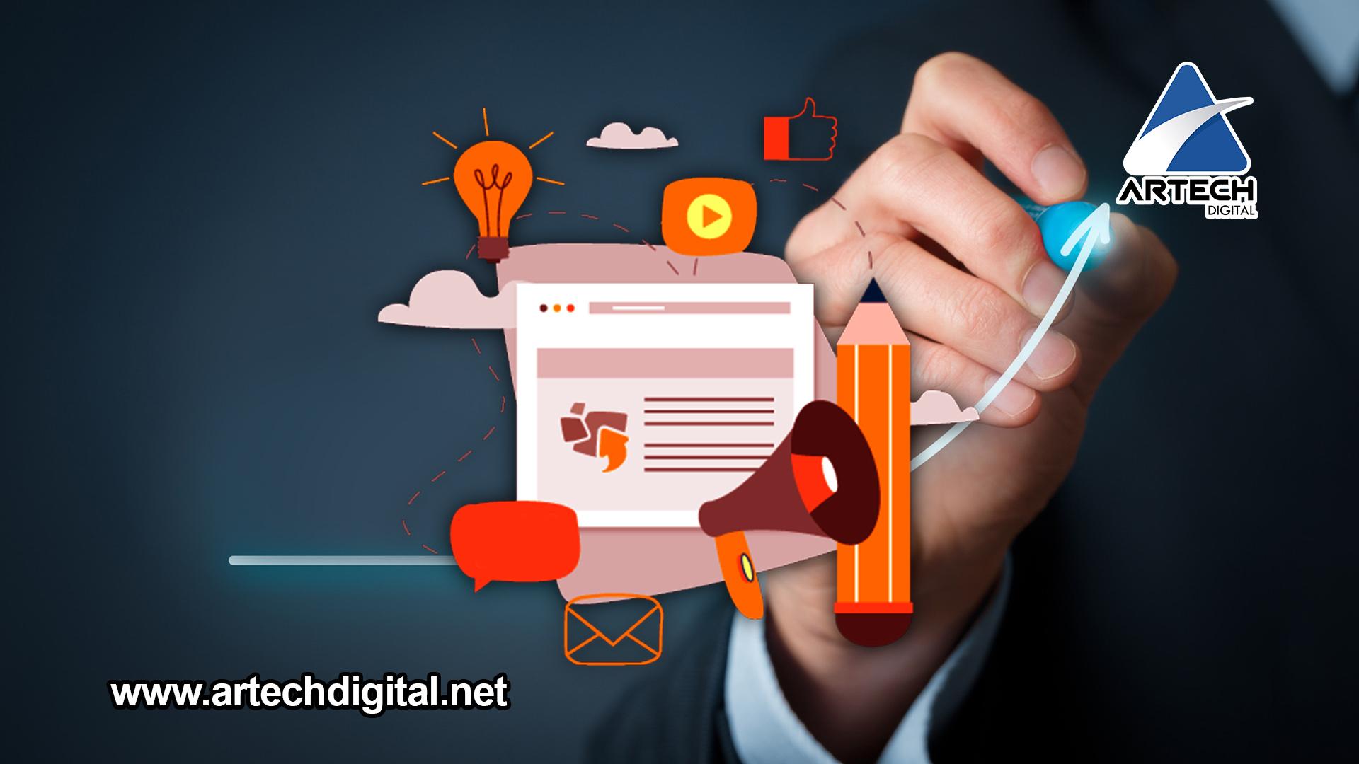 SEO de contenidos - Artech Digital 2