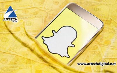 Nueva función de Snapchat pone la empresa a pagar 1 millón de dólares diarios