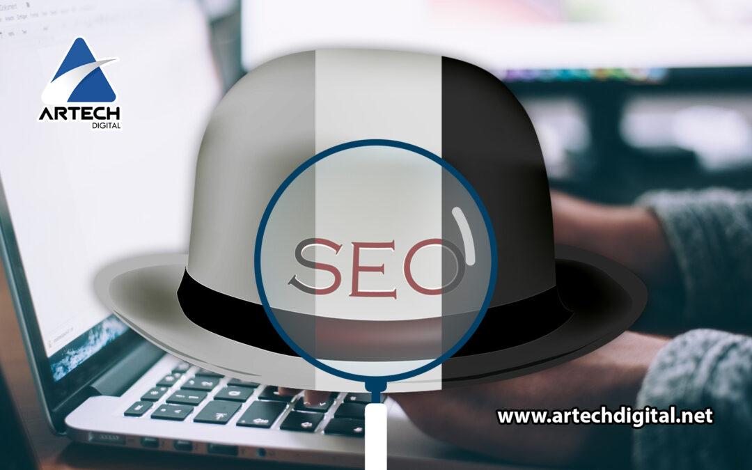"""Sombreros SEO: ¿Por qué la etiqueta """"negro, gris o blanco"""" ya pasó a la historia?"""