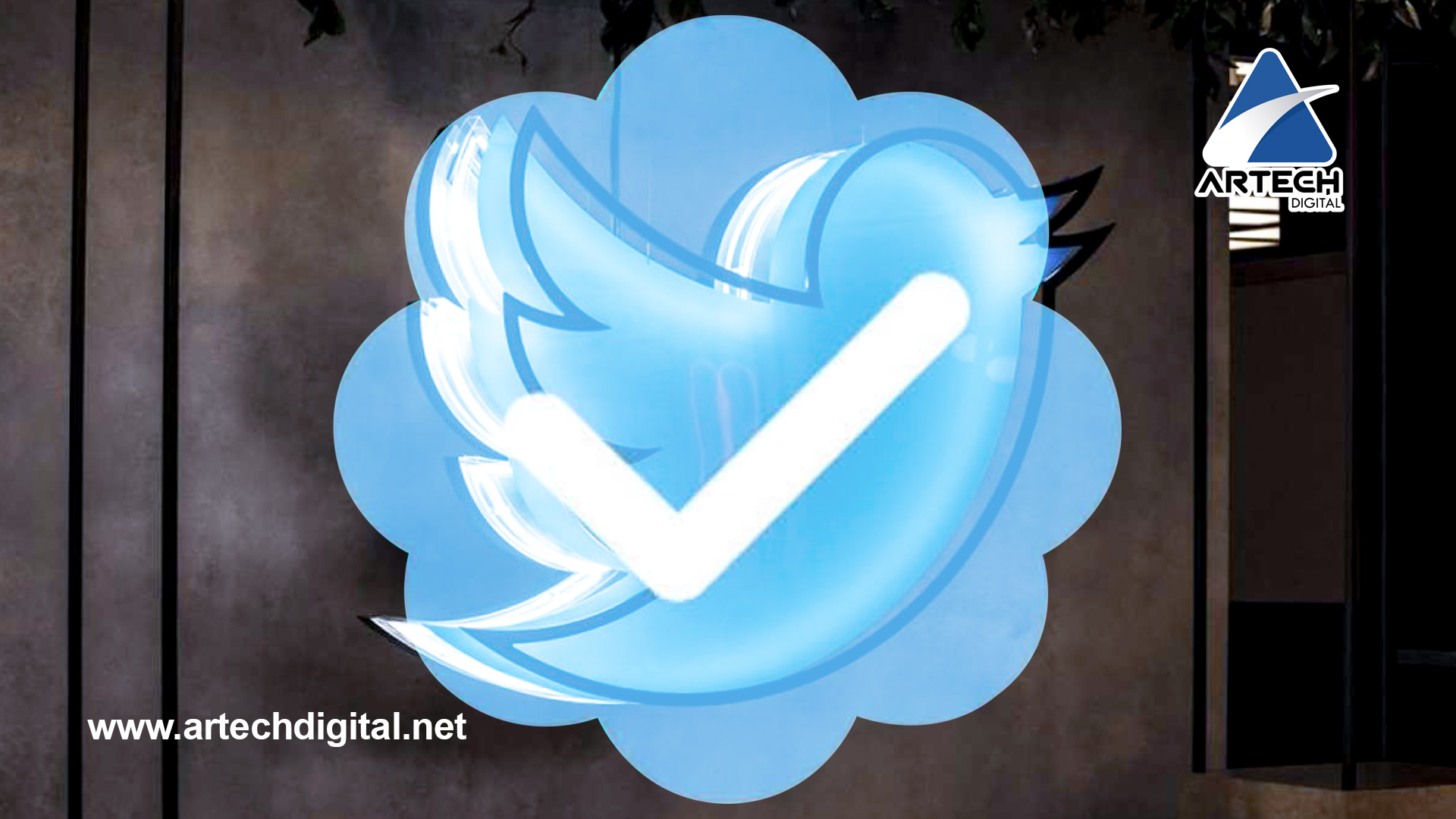 Twitter verification - Artechdidital
