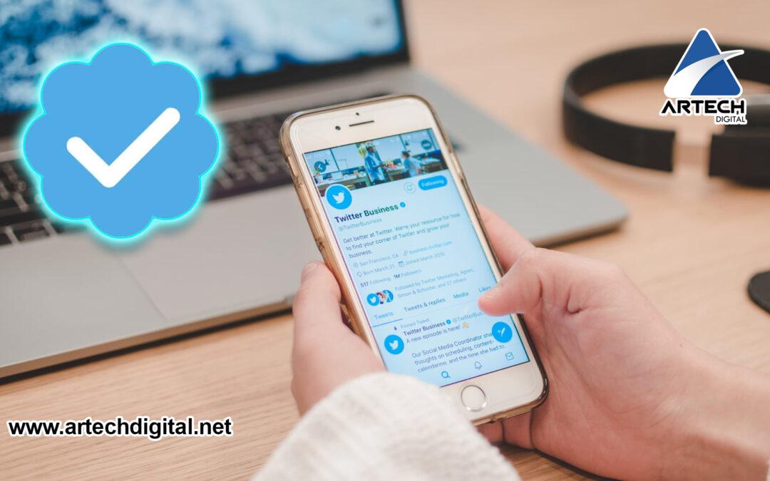 Verificación en Twitter regresa con reajustes en su sistema