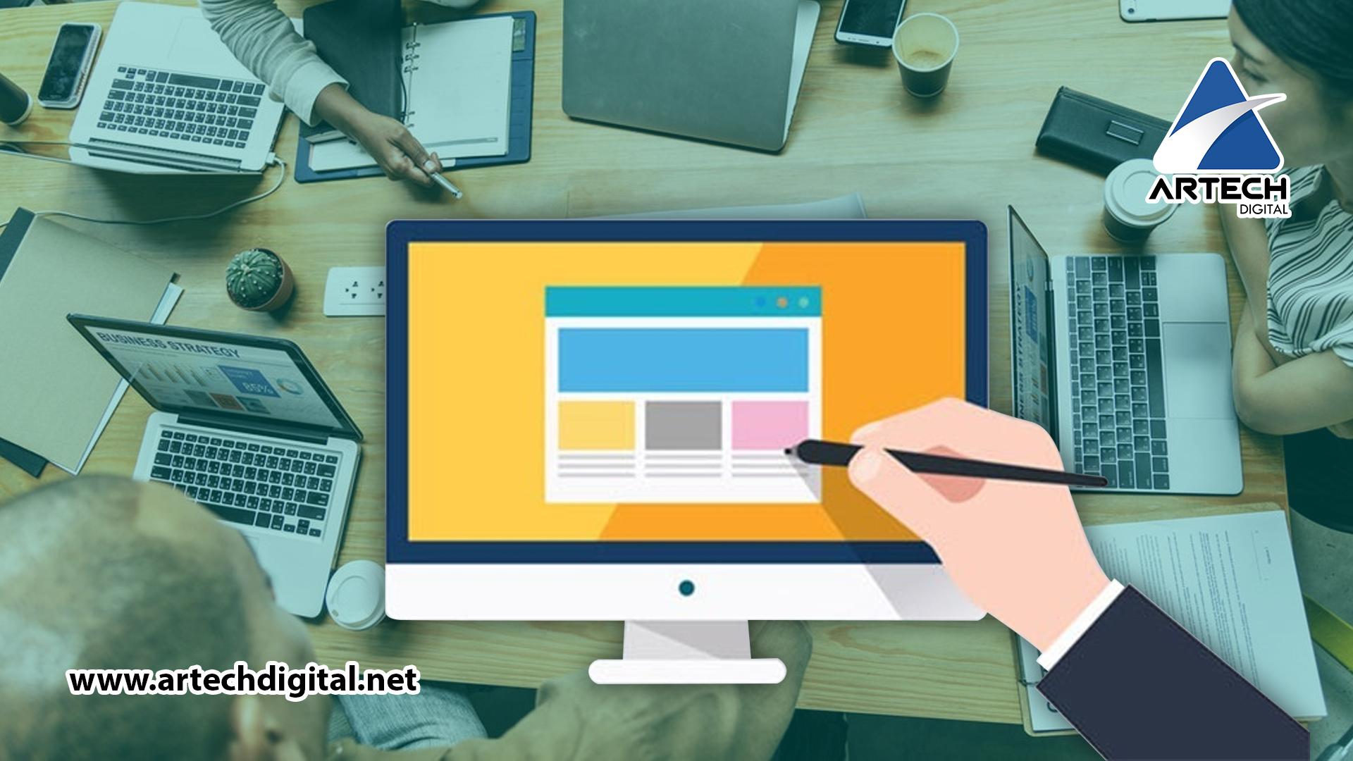Gestionar etiquetas web - 2
