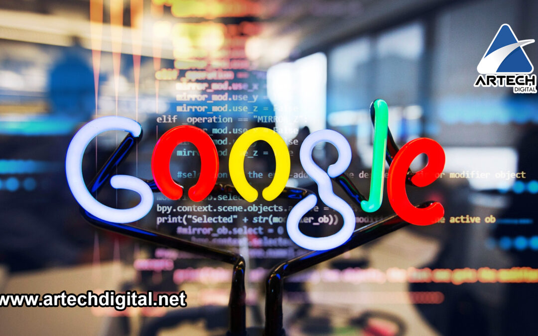 Google Core Update de diciembre de 2020 - Artech Digital