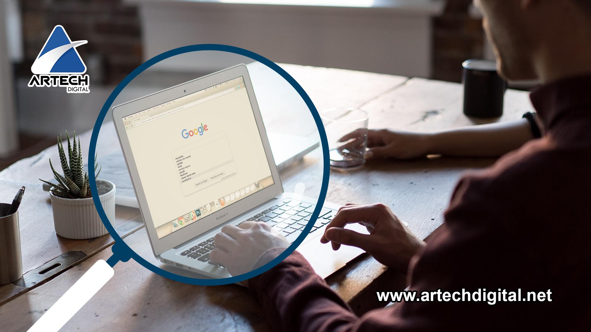 Términos más buscados en Google - Artech Digital