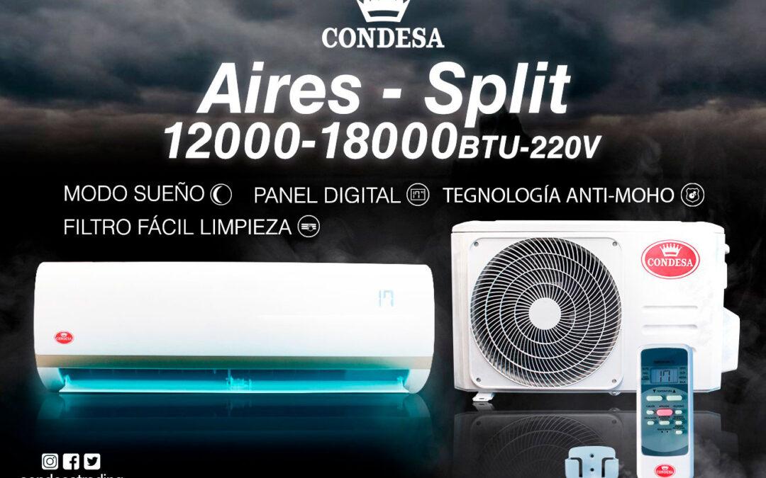 Aire Acondicionado Split de Condesa - Artech Digital