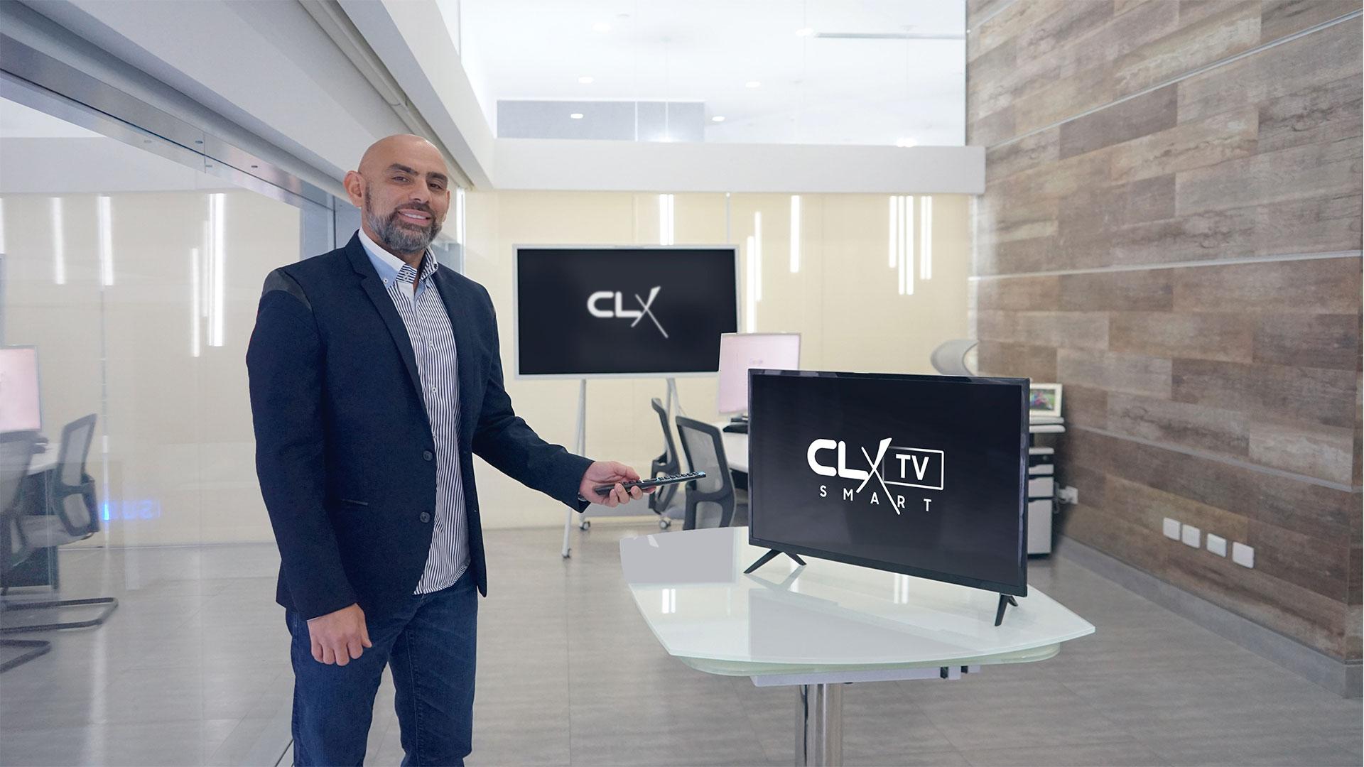 Led TV Smart CLX - Artech Digital